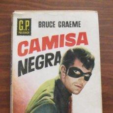 Libros de segunda mano: LIBRO CAMISA NEGRA - EDICIONES GP 1959. Lote 43109984