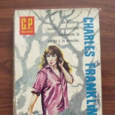 Libros de segunda mano: LIBRO ASESINATO POR CASUALIDAD - EDICIONES G.P. 1961. Lote 43118525