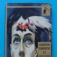 Libros de segunda mano: EL MISTERIO DE PALE HORSE DE AGATHA CHRISTIE, BIBLIOTECA DE ORO AÑO 1962. Lote 53116999