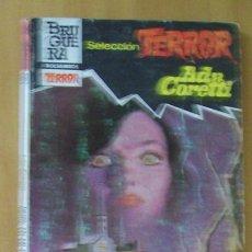 Libros de segunda mano: SELECCION TERROR 561 REIRE EN MI FUNERAL, ADA CORETTI. BOLSILIBROS BRUGUERA. Lote 43270349