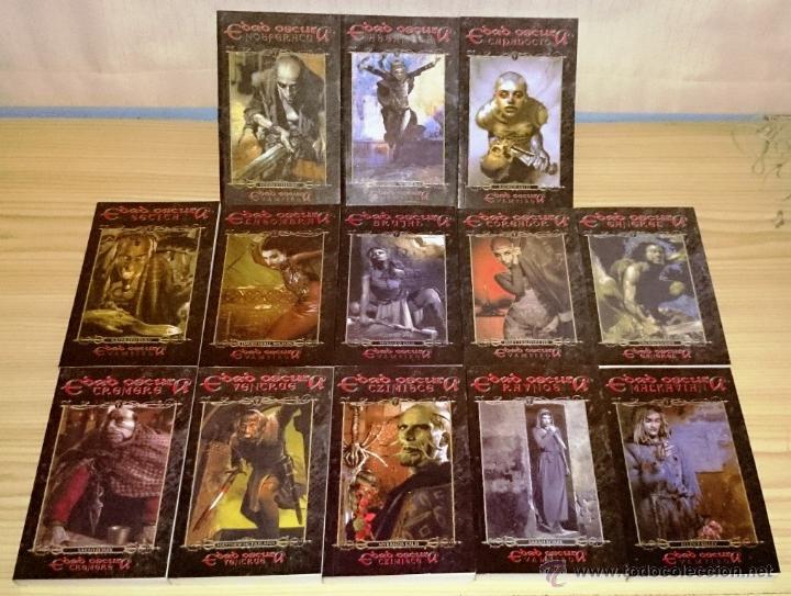 Libros de segunda mano: Colección completa de novelas Vampiro la Mascarada - Mundo de Tinieblas - 84 Libros - Foto 10 - 44620711