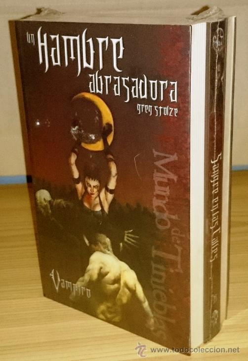 Libros de segunda mano: Colección completa de novelas Vampiro la Mascarada - Mundo de Tinieblas - 84 Libros - Foto 13 - 44620711