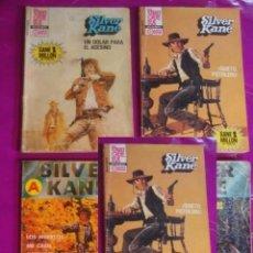 Libros de segunda mano: SILVER KANE - ¡ QUIETO, PISTOLERO ! - BRAVO OESTE 1258- 1985 - ORIGINAL DE 1967 REEDITADA. Lote 44719623