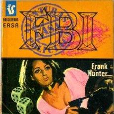 Libros de segunda mano: TRAPOS SUCIOS - AÑO 1977 - NOVELA POLICIACA DE BOLSILLO ORIGINAL -. Lote 45127850