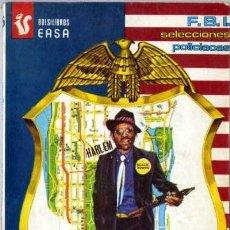 Libros de segunda mano: EXTERMINIO SUBASTADO - AÑO 1978 - NOVELA POLICIACA DE BOLSILLO ORIGINAL. Lote 45140558