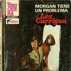Libros de segunda mano: MORGAN TIENE UN PROBLEMA - AÑO 1983 - NOVELA POLICIACA DE BOLSILLO ORIGINAL. Lote 45143001