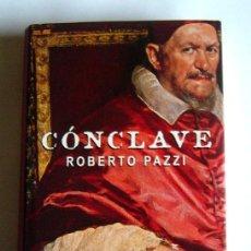 Libros de segunda mano: CONCLAVE - ROBERTO PAZZI. Lote 45805860