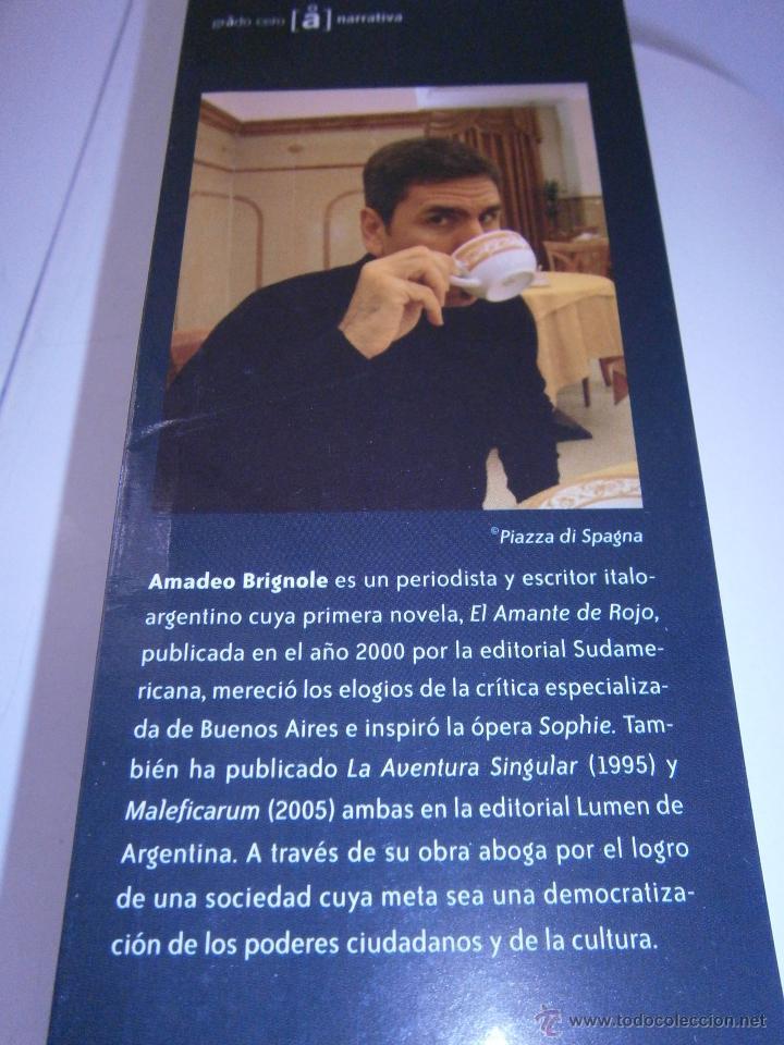 Libros de segunda mano: La merienda del diablo Brignole Amadeo Grand Guignol 2007 - Foto 5 - 46600873