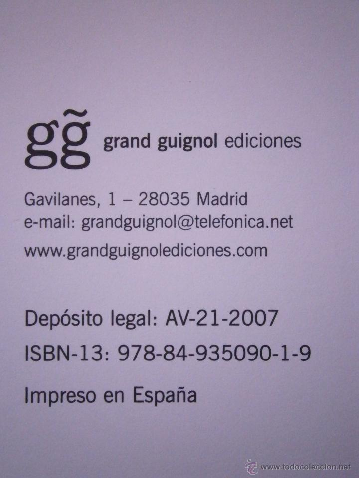 Libros de segunda mano: La merienda del diablo Brignole Amadeo Grand Guignol 2007 - Foto 7 - 46600873