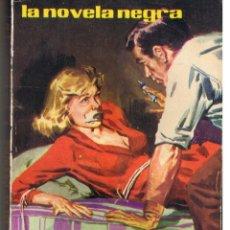 Libros de segunda mano: LA NOVELA NEGRA. Nº 22. VENENO EN EL PARAISO. ERIK KALMAN. EDITORIAL TESORO 1962. (RF.ST/C13). Lote 46940815