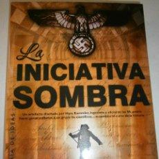 Libros de segunda mano: LA INICIATIVA SOMBRA MARIANI SCOTT LA FACTORIA DE IDEAS 1 EDICION 2014. Lote 47070929