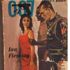 Libros de segunda mano: JAMES BOND 007. VIVIR Y DEJAR MORIR. IAN FLEMING. ALBON 1965. (RF.MA) Z3.. Lote 47209866