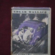 Libros de segunda mano: LA EXTRAÑA CONDESA. EDGAR WALLACE. COL. ELEFANTE BLANCO SERIE POLICIACA, 94. SATURNINO CALLEJA. Lote 47266525