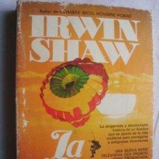Libros de segunda mano: LA CIMA DE LA COLINA. SHAW, IRWIN. 1980. Lote 47432233