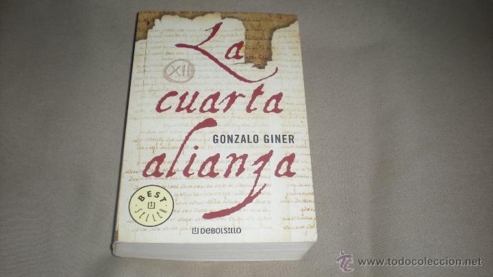 la cuarta alianza . gonzalo giner - Comprar Libros de terror ...