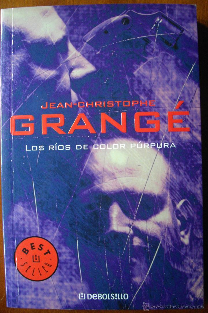 novela los ríos de color púrpura - jean-christo - Comprar Libros de ...