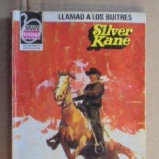 Libros de segunda mano: LLAMAD A LOS BUITRES - SILVER KANE / BRAVO OESTE Nº 1092 - DESILO - 1981 - 1ª EDICION. Lote 48542726