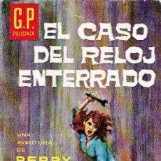 Libros de segunda mano: EL CASO DEL RELOJ ENTERRADO. ERLE STANLEY GARDNER (G.P., 1962). Lote 48794987