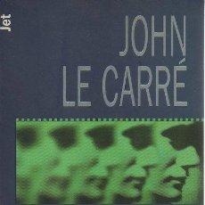 Libros de segunda mano: UN ESPÍA PERFECTO. JOHN LE CARRÉ. PLAZA & JANES, 1ª EDICIÓN, 1986. Lote 48942365