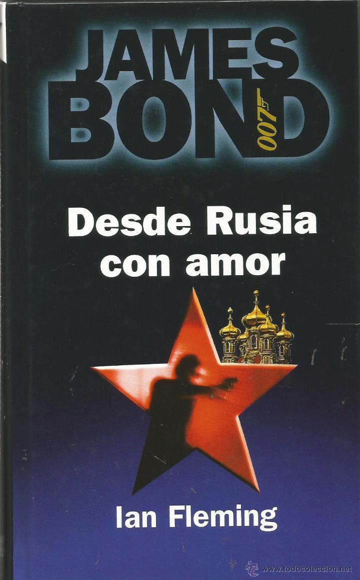 IAN FLEMING. JAMES BOND 007 DESDE RUSIA CON AMOR. RBA segunda mano