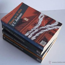 Libros de segunda mano: 4 NOVELAS V. C. ANDREWS. VER LISTA E IMÁGENES. Lote 49188476
