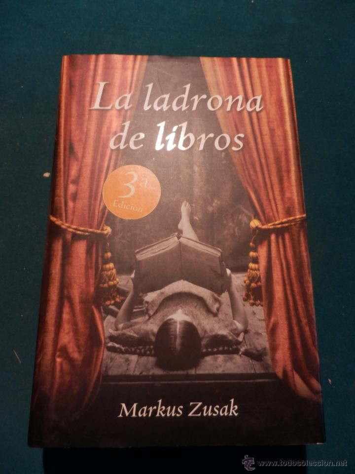 la ladrona de libros - libro de markus zusak - - Comprar Libros de ...