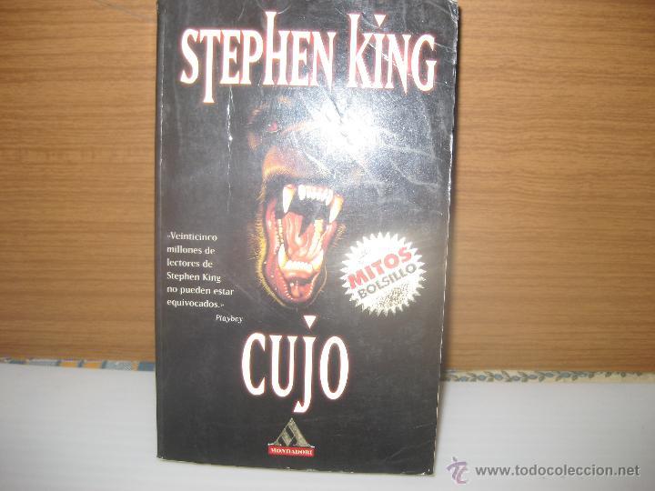 CUJO, STEPHEN KING (Libros de segunda mano (posteriores a 1936) - Literatura - Narrativa - Terror, Misterio y Policíaco)