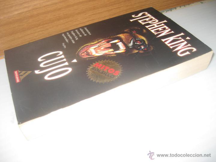 Libros de segunda mano: Cujo, stephen king - Foto 3 - 49573927