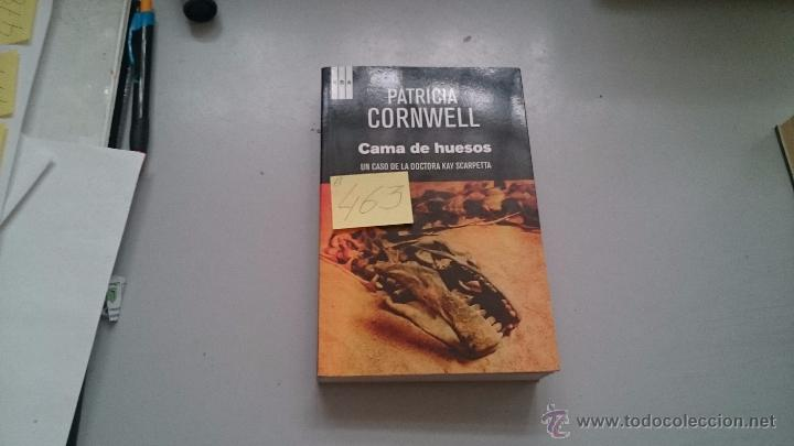 la cama de huesos patricia cornwell