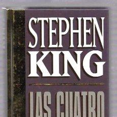 Libros de segunda mano: LAS CUATRO ESTACIONES. STEPHEN KING. EDICIONES ORBIS, S.A. 1993. Lote 49903915