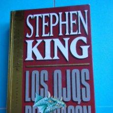 Libros de segunda mano: LIBRO. LOS OJOS DEL DRAGÓN, DE STEPHEN KING, ED. ORBIS FABBRI.. Lote 50146195