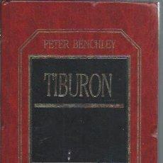 Libros de segunda mano: TIBURON, PETER BENCHLEY, BIBLIOTECA GRANDES ÉXITOS, ORBIS BARCELONA 1984, ENC. ED., 222 PÁGS,14X20CM. Lote 50201270