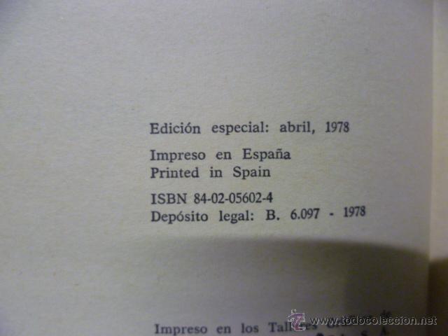 Libros de segunda mano: EL HOMBRE DE TRAJE GRIS. SLOAN WILSON. BRUGUERA.EDICIÓN ESPECIAL 1978. - Foto 2 - 50208842