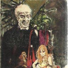Libros de segunda mano: LA MUÑECA SANGRIENTA. GASTON LEROUX. TUSQUETS. BARCELONA. 1974. Lote 50215775