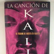 Libros de segunda mano - LA CANCIÓN DE KALI - 50590951