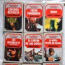 Libros de segunda mano: LOTE DE 9 LIBROS DE SERIE NEGRA - BEST SELLERS - EDITORIAL PLANETA AÑOS 80. Lote 51093908