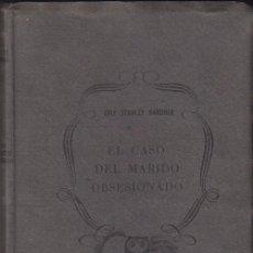 Libros de segunda mano: EL CASO DEL MARIDO OBSESIONADO - ERLE STANLEY GARDNER - PLANETA 2ª EDICION 1955 - Nº42. Lote 51106780