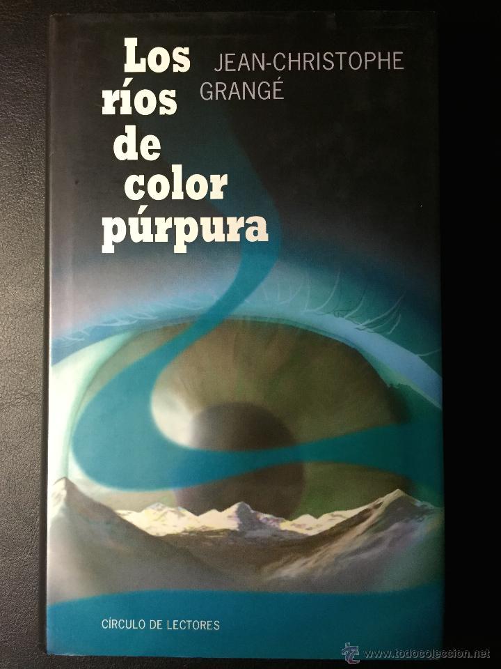 los rios de color purpura - jean-christophe gra - Comprar Libros de ...