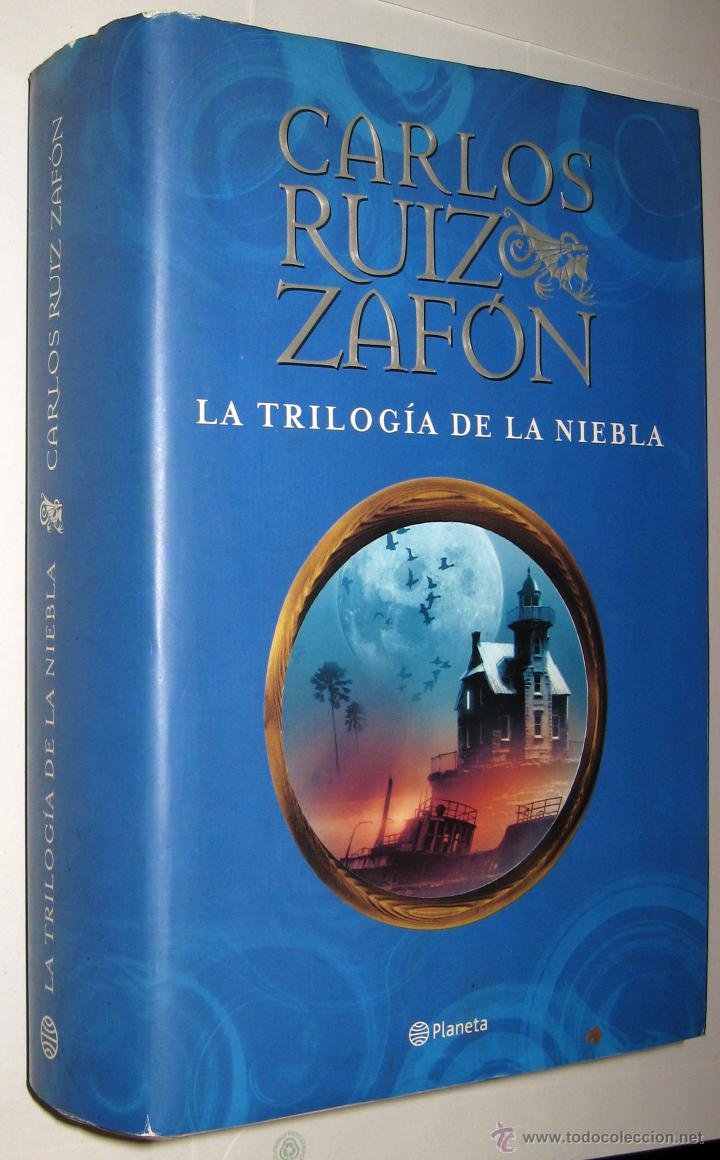 La Trilogia De La Niebla Carlos Ruiz Zafon Sold Through Direct Sale 51185756