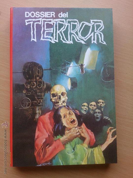 DOSSIER DEL TERROR Nº 9 (Libros de segunda mano (posteriores a 1936) - Literatura - Narrativa - Terror, Misterio y Policíaco)