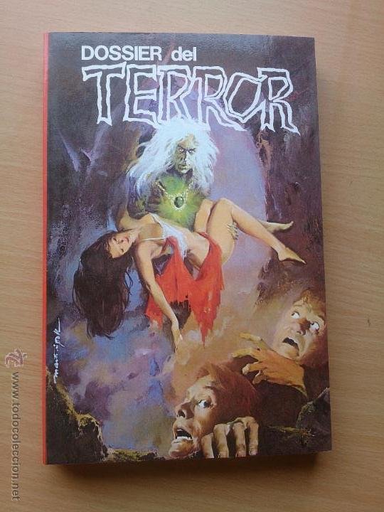 DOSSIER DEL TERROR Nº 10 (Libros de segunda mano (posteriores a 1936) - Literatura - Narrativa - Terror, Misterio y Policíaco)
