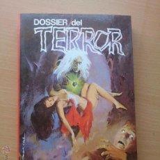 Libros de segunda mano: DOSSIER DEL TERROR Nº 10. Lote 166155168