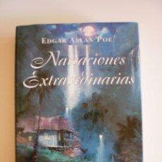 Libros de segunda mano: NARRACIONES EXTRAORDINARIAS. Lote 52309606