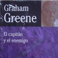 Libros de segunda mano: EL CAPITÁN Y EL ENEMIGO/GRAHAM GREENE - BIBLIOTECA GRAHAM GREENE - EDHASA. Lote 53079202