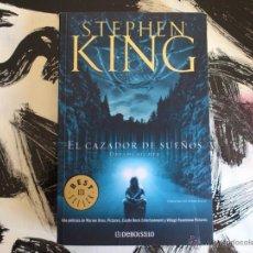 Libros de segunda mano: EL CAZADOR DE SUEÑOS - STEPHEN KING - DEBOLSILLO SEXTA EDICION - ENERO - 2005. Lote 53143710