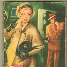 Libros de segunda mano: SERVICIO SECRETO Nº 48 EDI. BRUGUERA 1951 - TONY WANTON - LA IMPLACABLE AMENAZA. Lote 53143753