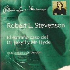 Libros de segunda mano: EL EXTRAÑO CASO DEL DR. JEKYLL Y MR. HYDE (BILINGÜE). Lote 53432663