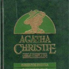 Libros de segunda mano: AGATHA CHRISTIE OBRAS COMPLETAS Nº 4. Lote 53593338