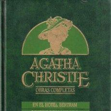 Libros de segunda mano: AGATHA CHRISTIE OBRAS COMPLETAS Nº 17. Lote 53593355