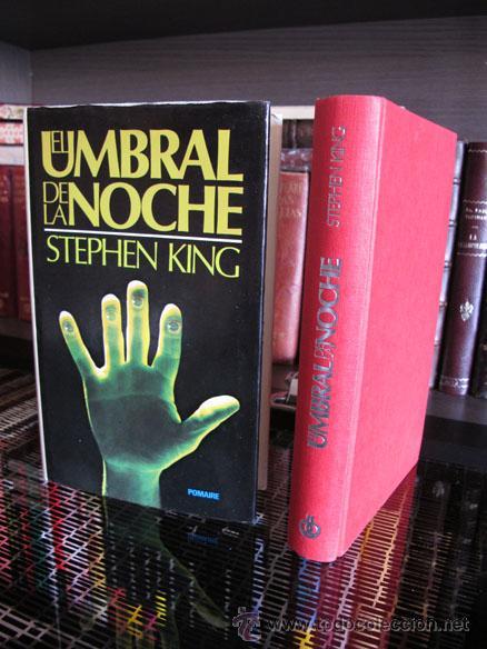 El Umbral De La Noche Stephen King Pomaire Sold Through